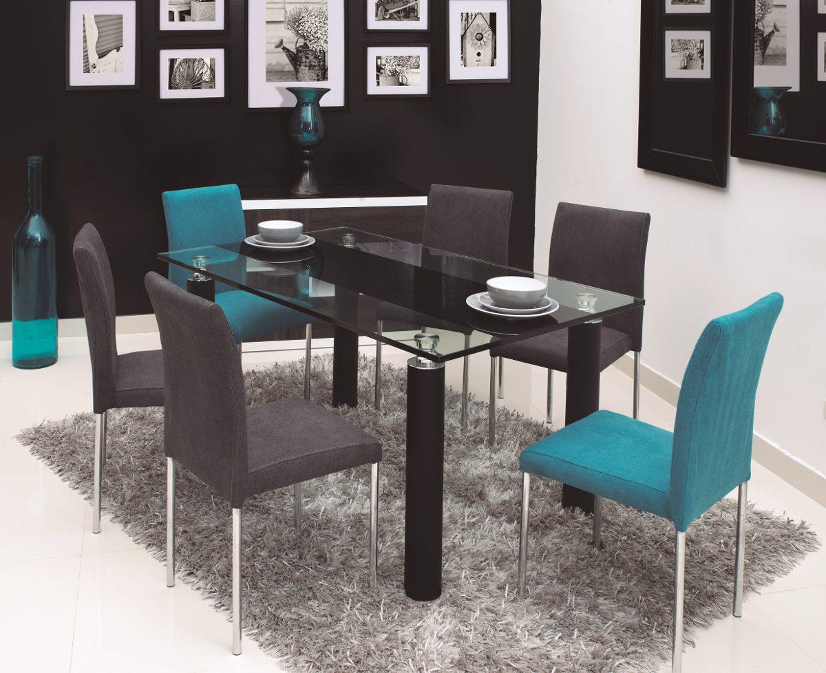 Comedor Moderno Tapizado - Ideas de diseño para el hogar ...