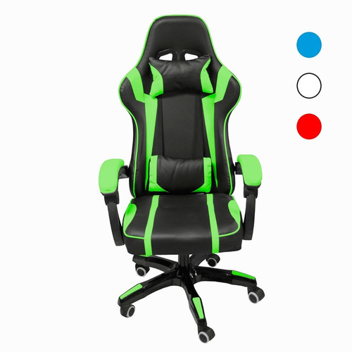 Silla Gamer Audiotek Gaming Consola Pc Ergonomica