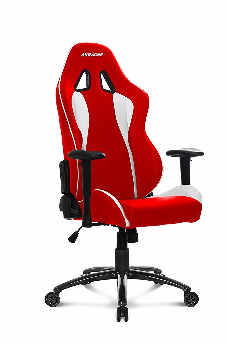 Silla Giratoria Oficina Gamer Akracing Ak5015 Nitro Rojo