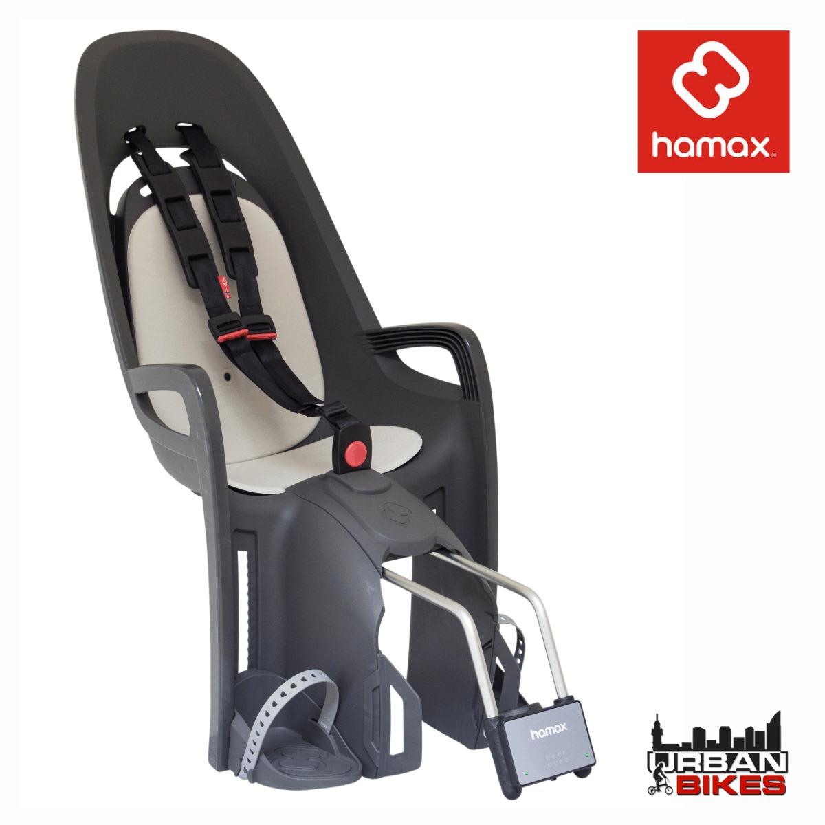 Silla Infantil Bicicleta Hamax Zenith Fabricada En Noruega  US 18800 en Mercado Libre