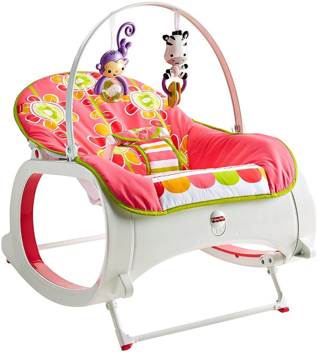 Silla Mecedora Beb Recin Nacido Antireflujo Fisher Price