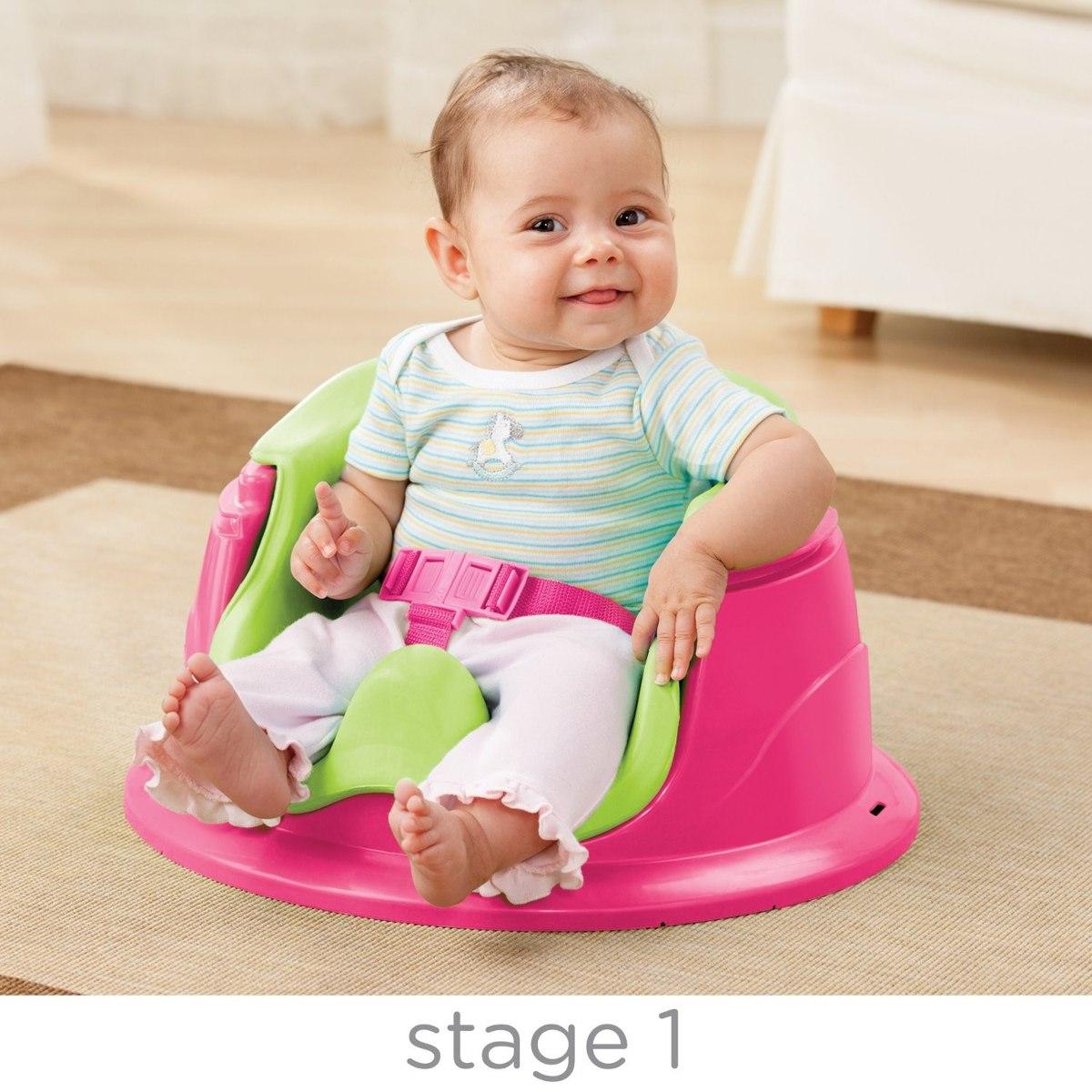 Silla Booster Gimnasio Summer Infant Para Bebe 3 Etapa