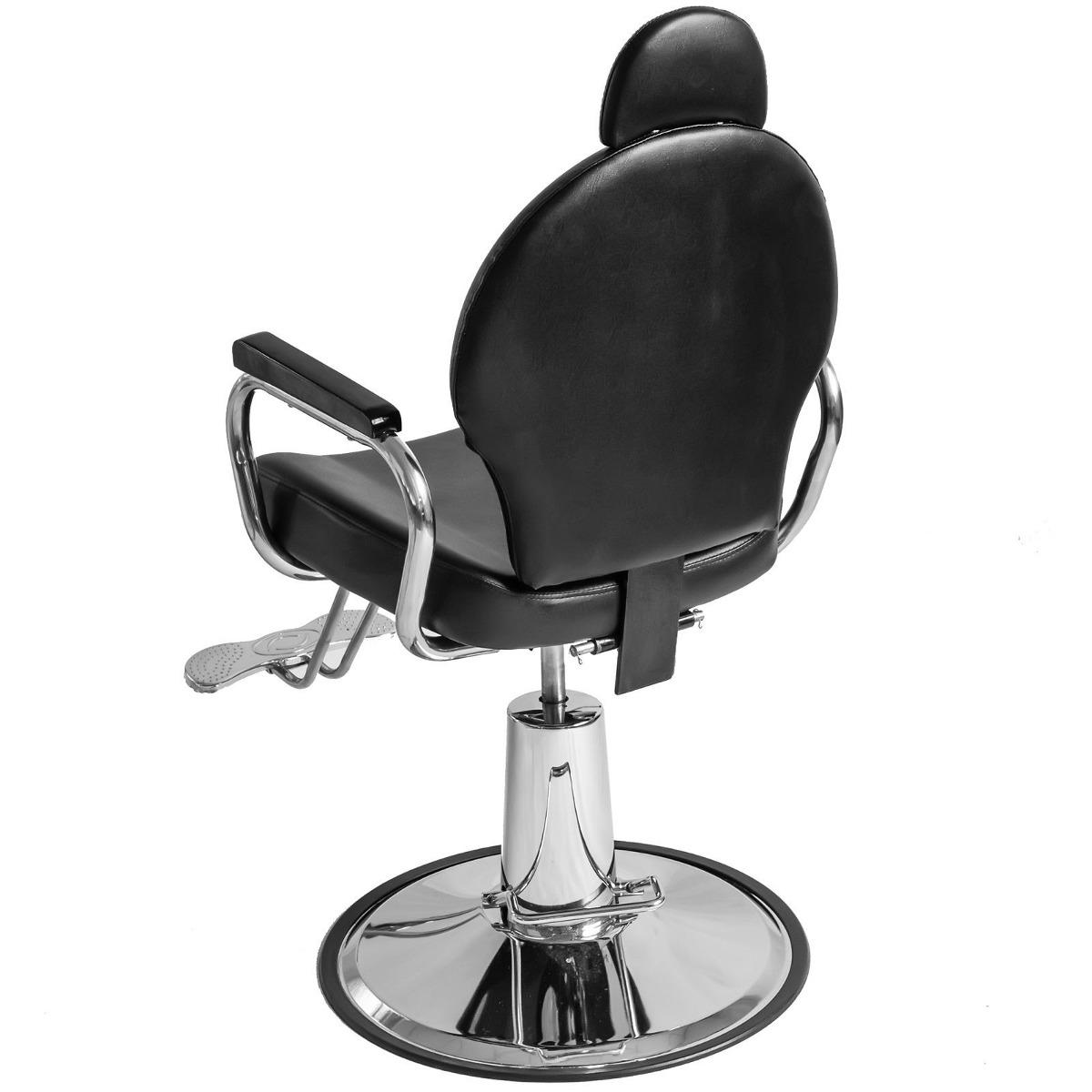 Silla Reclinable Estetica Hidraulica Sillon Barberia