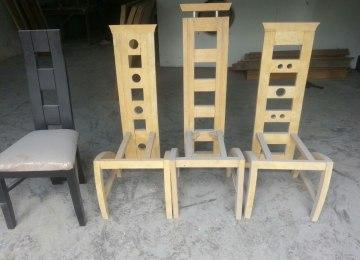 Sillas Para Comedor De Madera Guatemala | Silla De Comedor Barnizada ...
