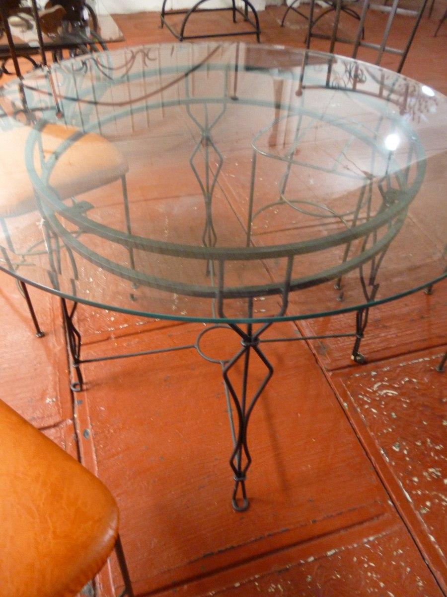 Sillas Y Mesas Para Restaurant De Metal   120000 en