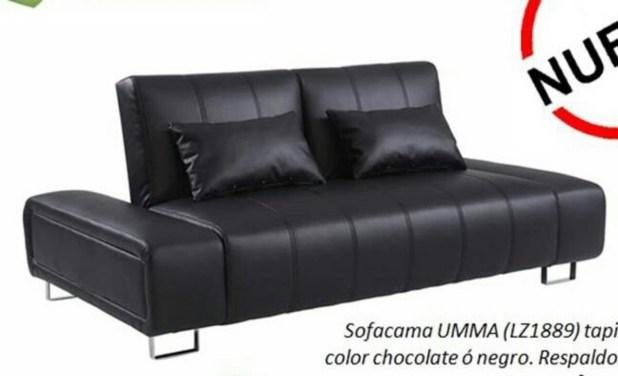 Sofa cama barato usado mercadolibre for Sillon futon cama