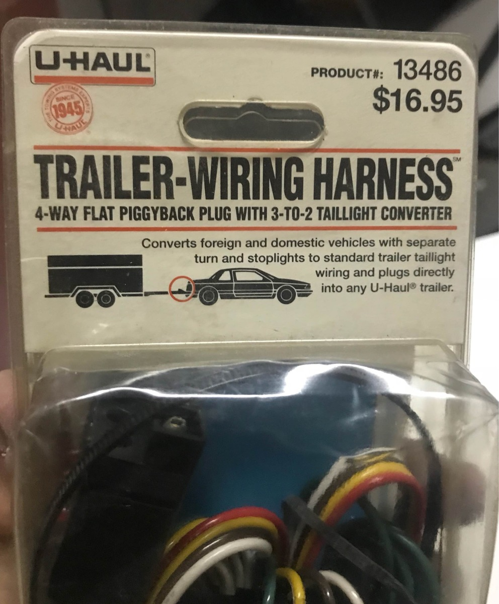 hight resolution of  uhaul wiring harness cargando zoom