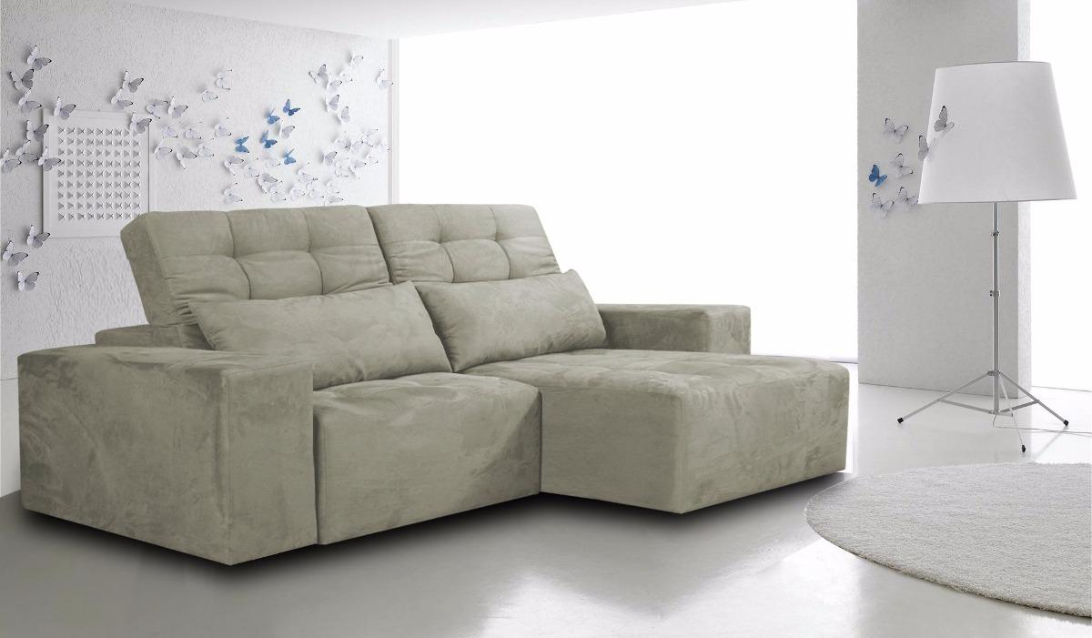 Chaise Sofa Retratil 2 Lugares