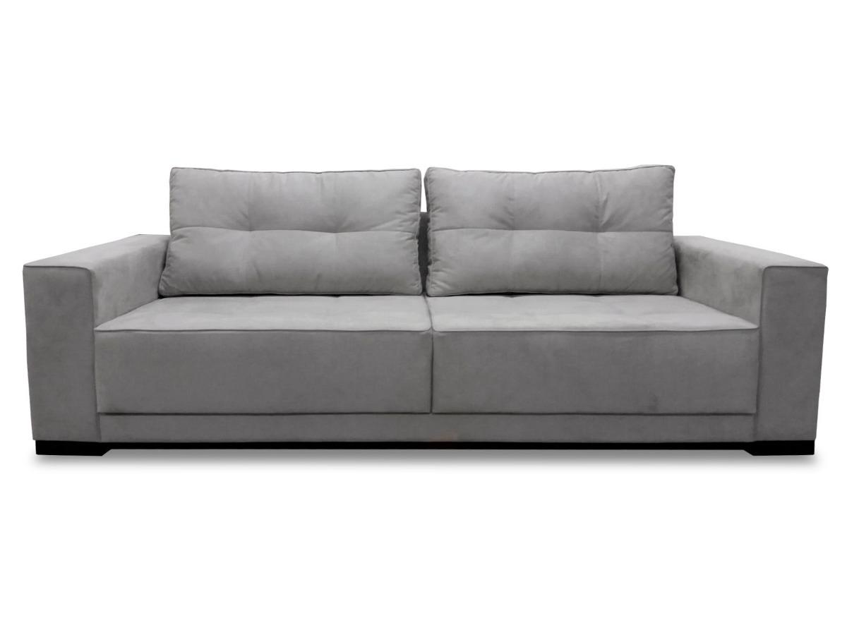 sofa 250cm dudley burlap 3 lugares 2 30m modelo light tecido suede r