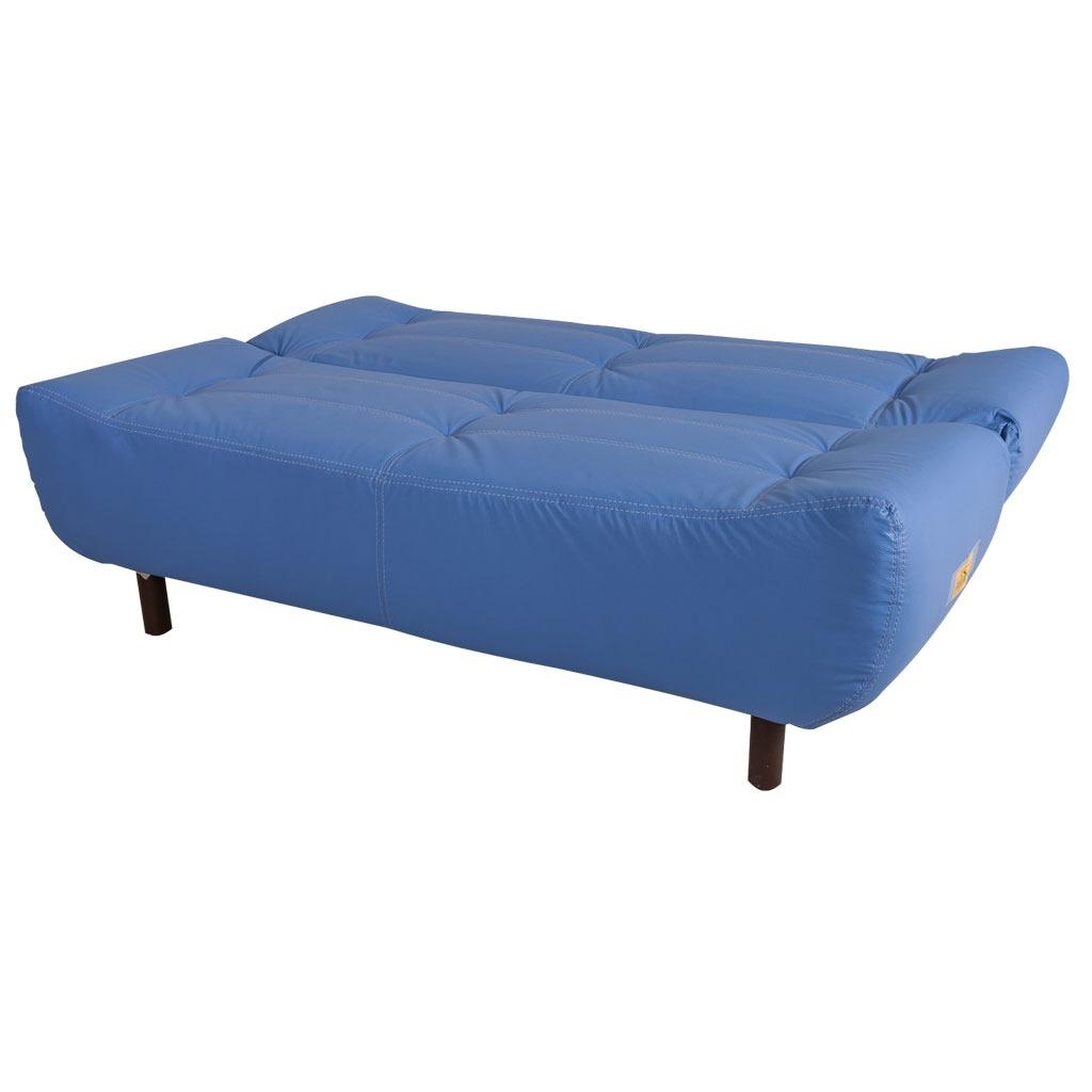 sofa cama mercado libre venezuela how to make your own slipcovers for sofas sofá contemporáneo verza color azul 4 499 00 en