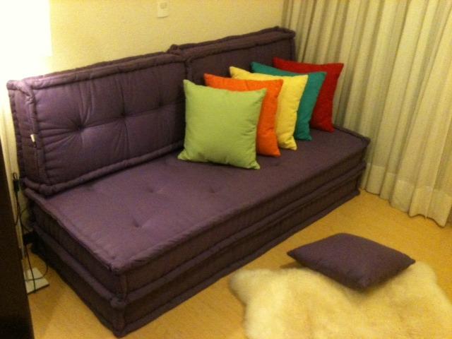 Sofa Cama Em Futon Turco  R 230000 em Mercado Livre