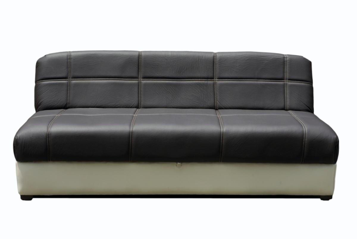 sofa cama usados distrito federal christmas decorating ideas for tables sofá futton converti puff minimalista modernista