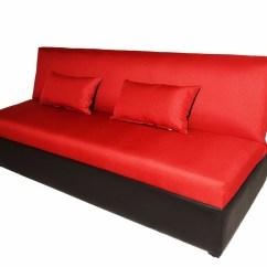 Sofa Cama Mercado Libre Venezuela Bed Futon Melbourne Mariana Rojo Y Negro 3 Posiciones 5 600 00