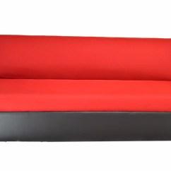 Sofa Cama Mercado Libre Venezuela Danish Beds Carlton Mariana Rojo Y Negro 3 Posiciones 5 600 00