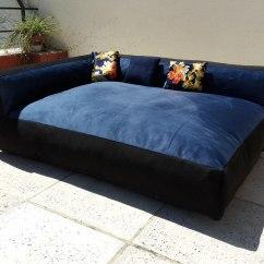 Cama Sofa Para Perros Mercadolibre Intex Inflatable Pull Out Queen Bed Mattress Sleeper Perro Grande Funda Desmontable 130 X 95 20 Cargando Zoom