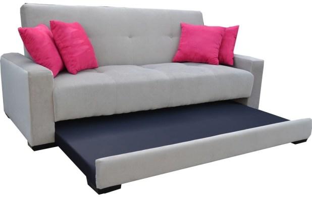 Futon sofa cama barato for Sillon futon cama