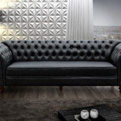 Esse Sofa Ta Bom Demais Lancaster Leather Restoration Hardware Sofá Chesterfield Capitonê Clássico Inglês Couro Legitimo