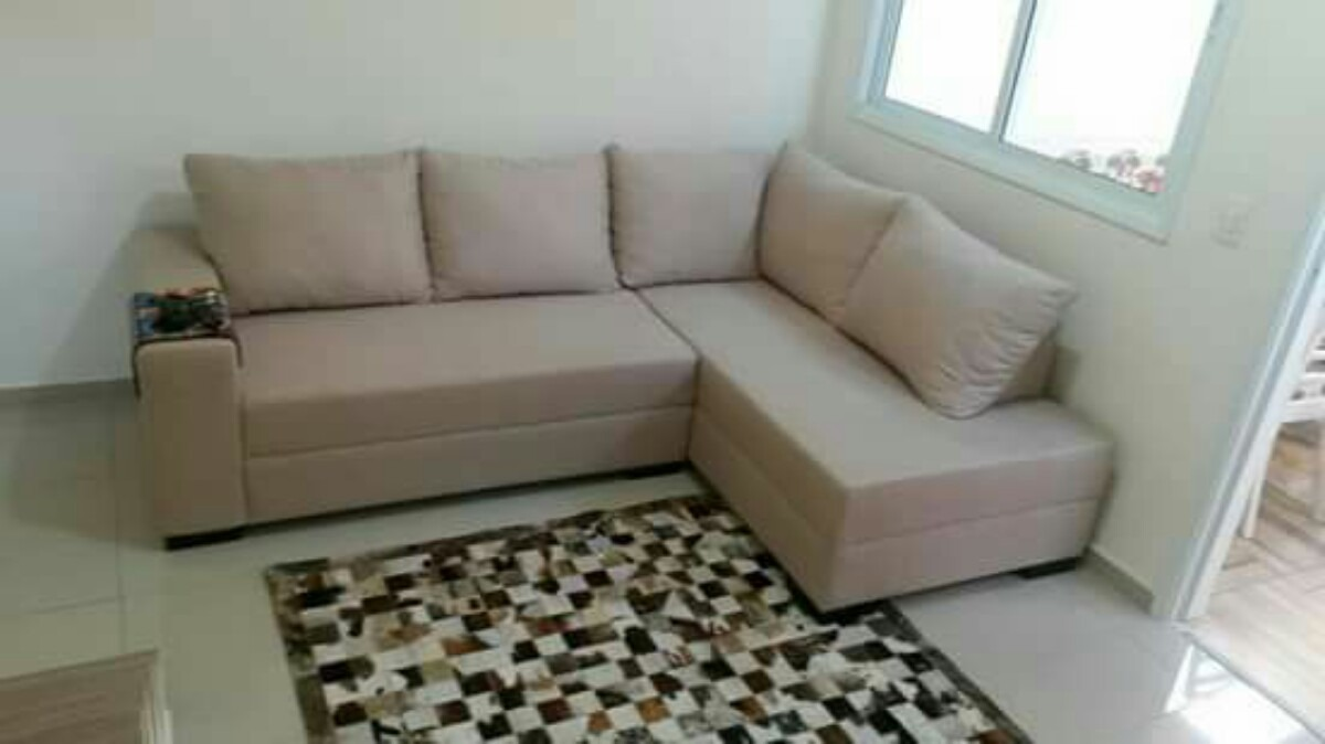 Sofa Com Cheese No Suede  R 220000 em Mercado Livre