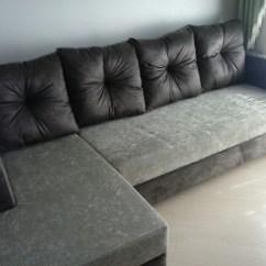 Sofa Usado No Mercado Livre Dog Cover Com Cheese Suede R 2 200 00 Em