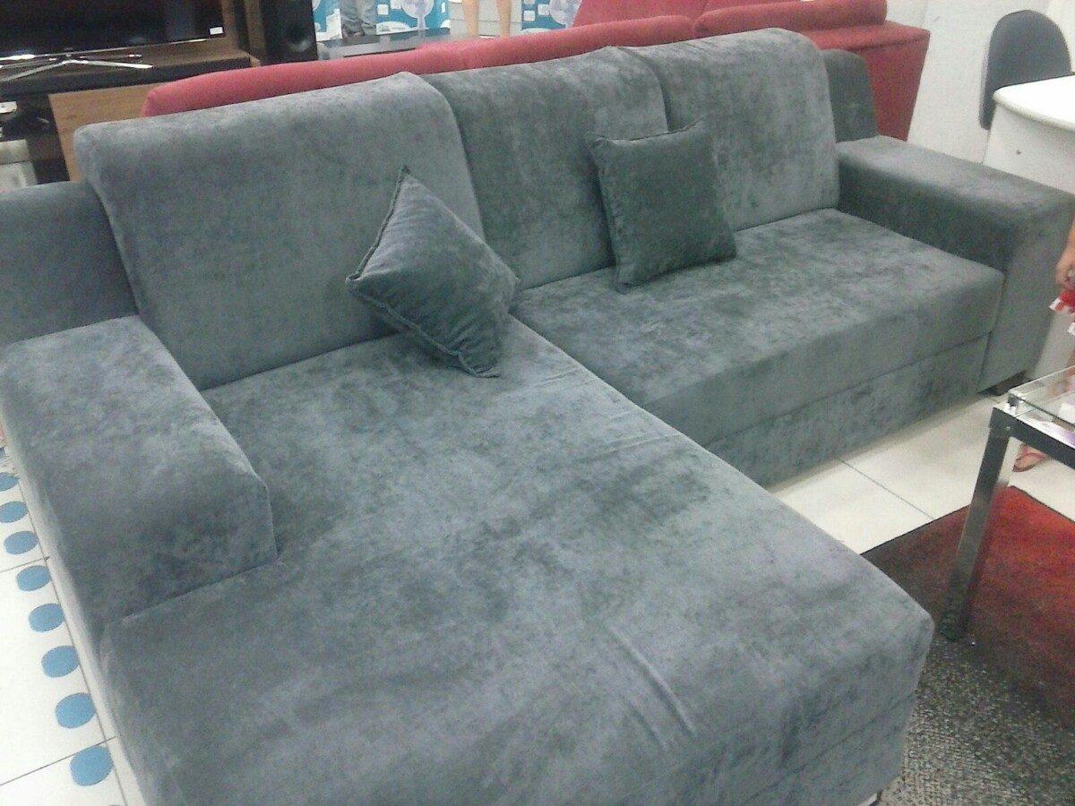 sofa usado no mercado livre en ingles y espanol com cheese suede r 2 200 00 em