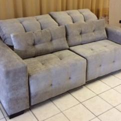 Sofa Usado No Mercado Livre Sofas For Immediate Delivery Retratil 2 Lug P 4 Pessoas Novo R 995 00 Em