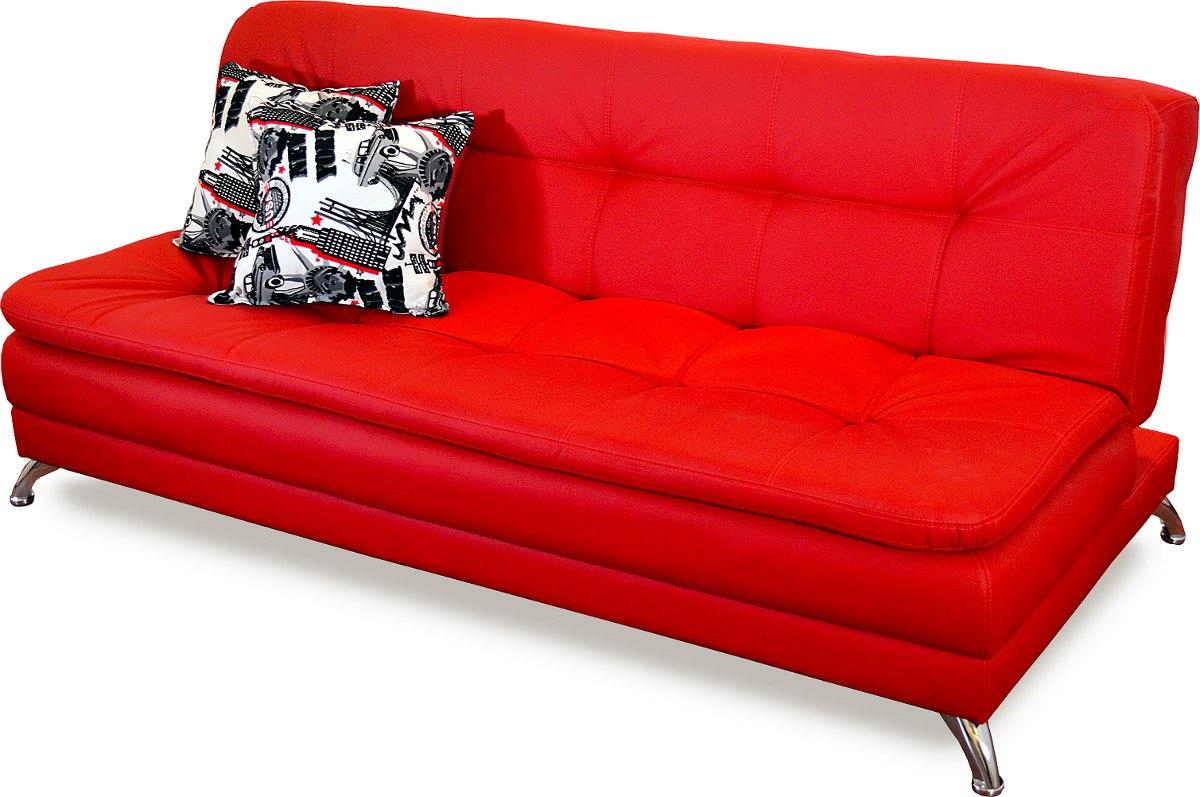 sofa cama bogota colombia bed settees sofacama 3posiciones alaska prime rojo entrega gratis