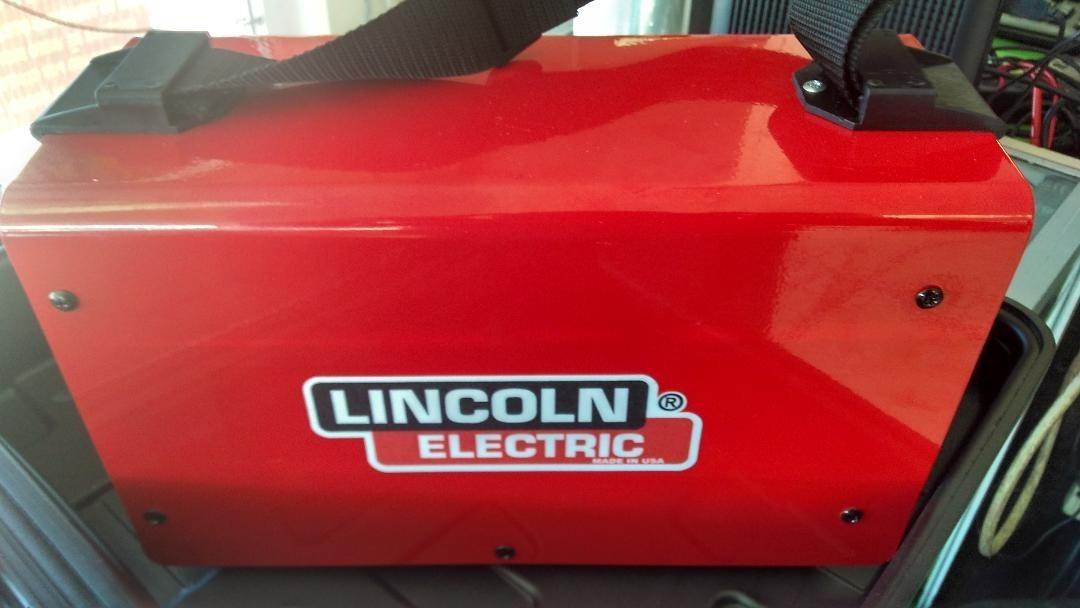 Soldadora Lincoln Arc 200 Inverter   800000 en Mercado