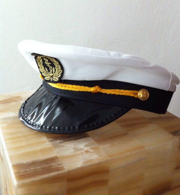 Sombrero Capit Marinero - 68.00 En Mercado Libre