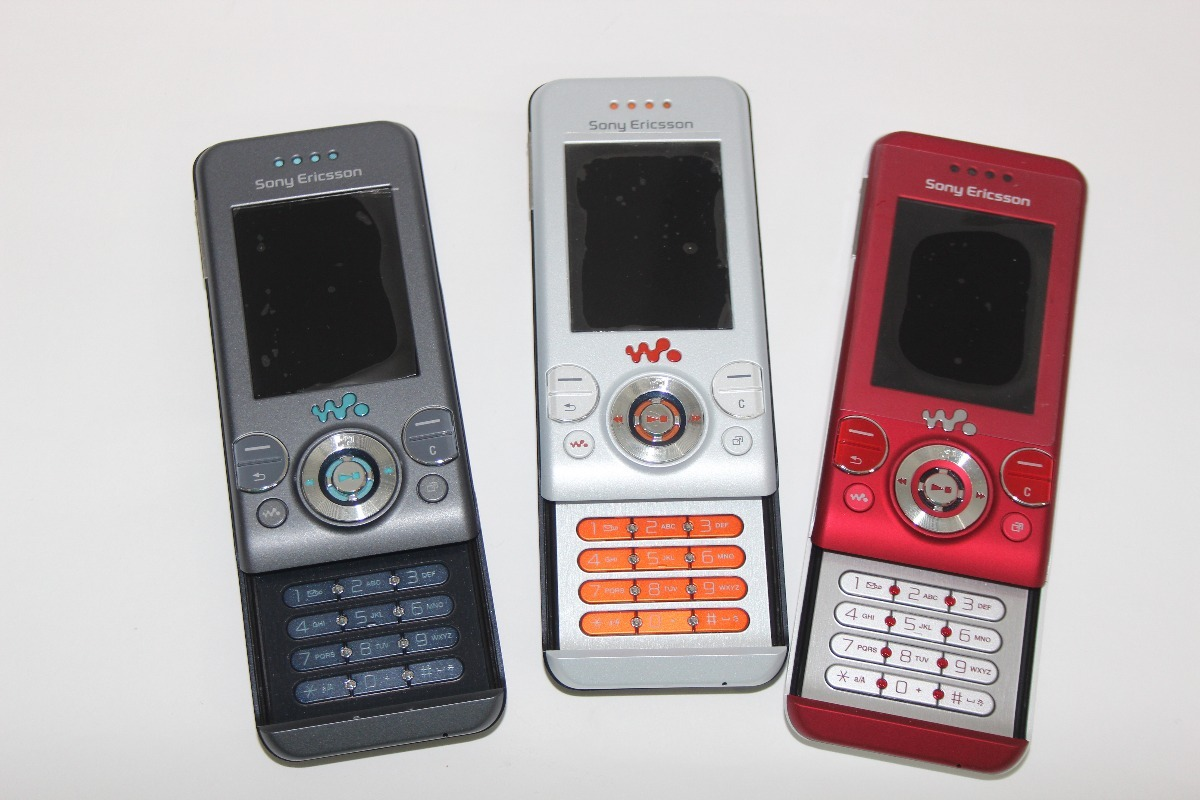 Sony Ericsson W580i Walkman Slide Bluetooth - Fotos Reais - R$ 199.00 em Mercado Livre