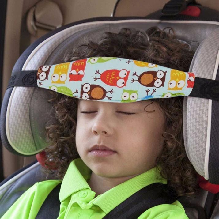 Soporte De Cabeza Para Bebs Silla De Auto Seguridad   3