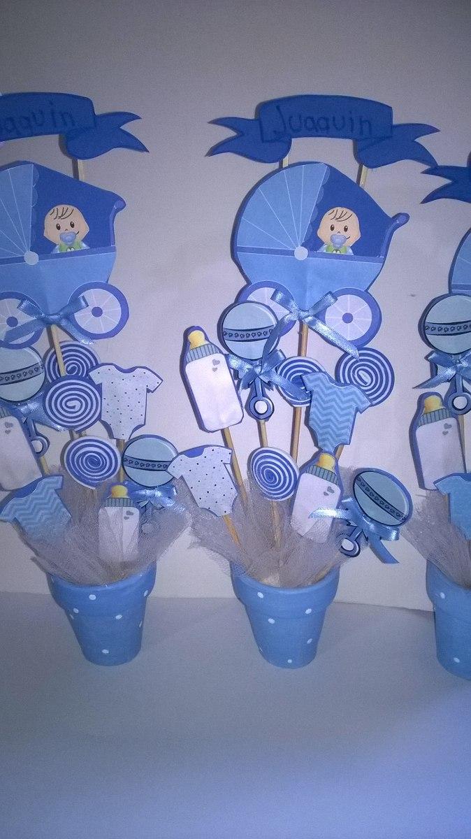 Souvenirs Centro De Mesa todo Para Baby Shower   140