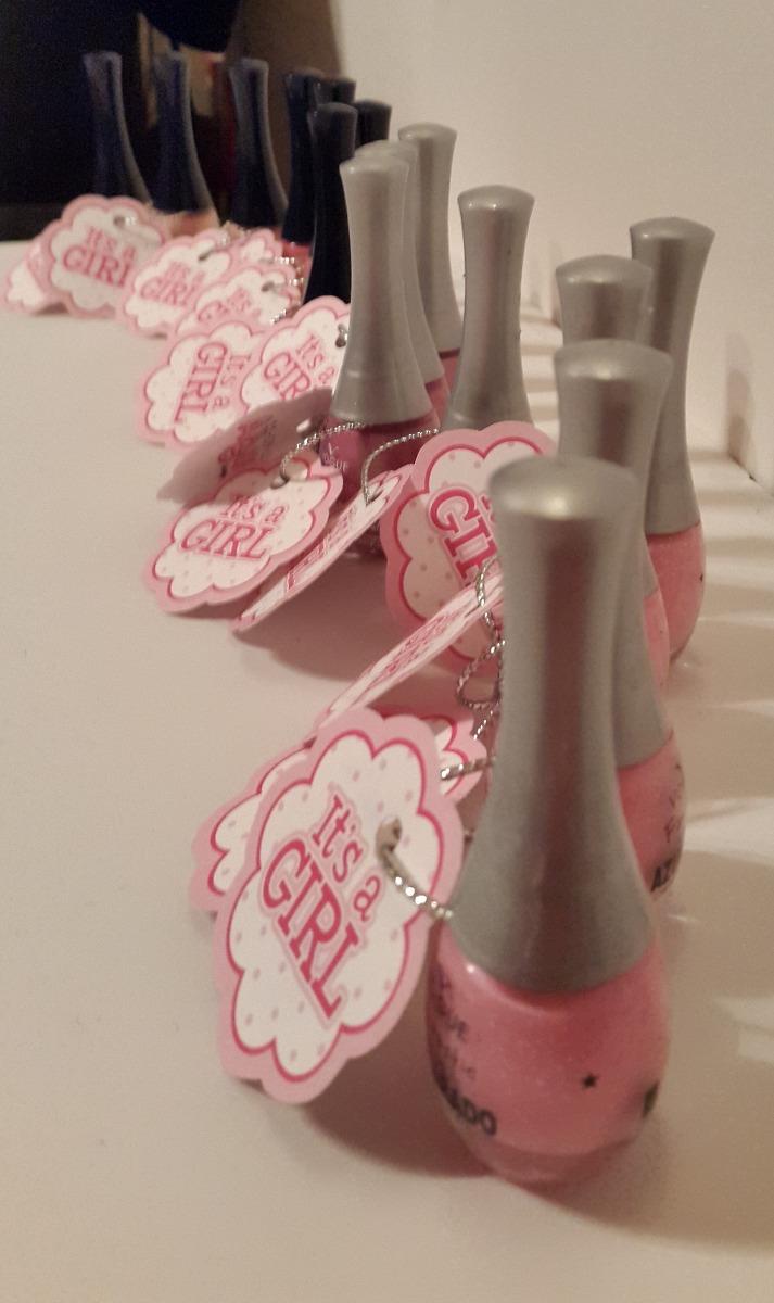 Souvenirs Para Baby Shower  Esmaltes   6000 en Mercado Libre