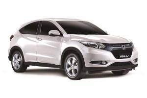 Sucata Honda Hrv Ano 2015 Lx Cvt 18 Para Retirada De