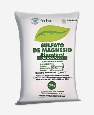 Sulfato De Magnesio 1kg Fertilizante Soluble Sal De Epson