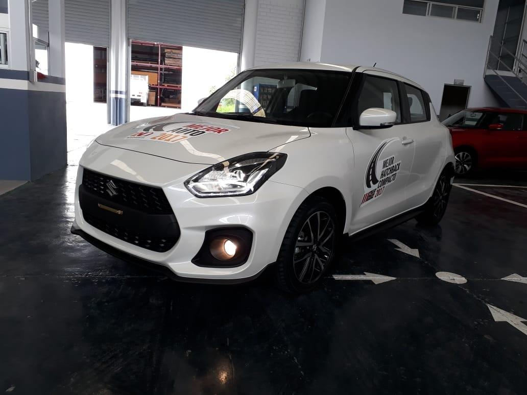 Suzuki Swift Sport Boosterjet Automatico 2019   331990