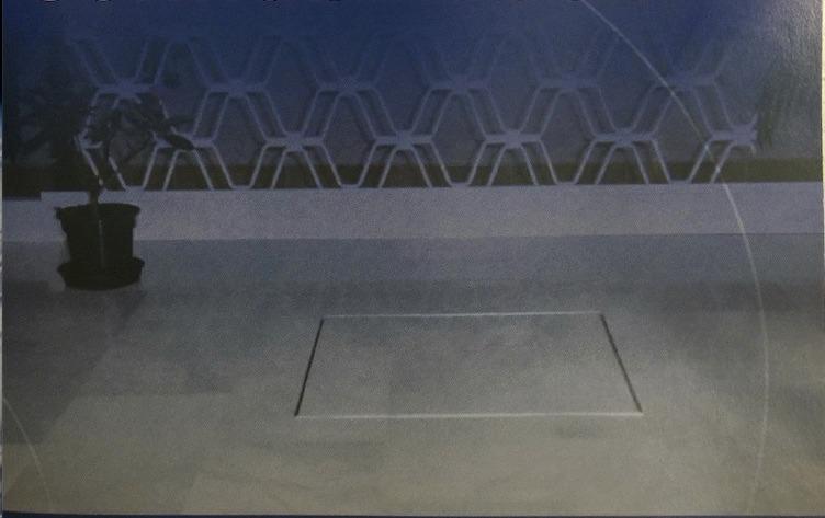 Tampa Gordura 45cm Quadrada P Cx Esgoto Inspeo  R