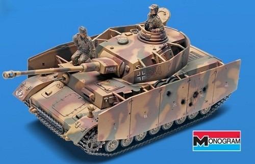 Tanque Panzer Iv - Revell Americana - R$ 138.67 em Mercado Livre