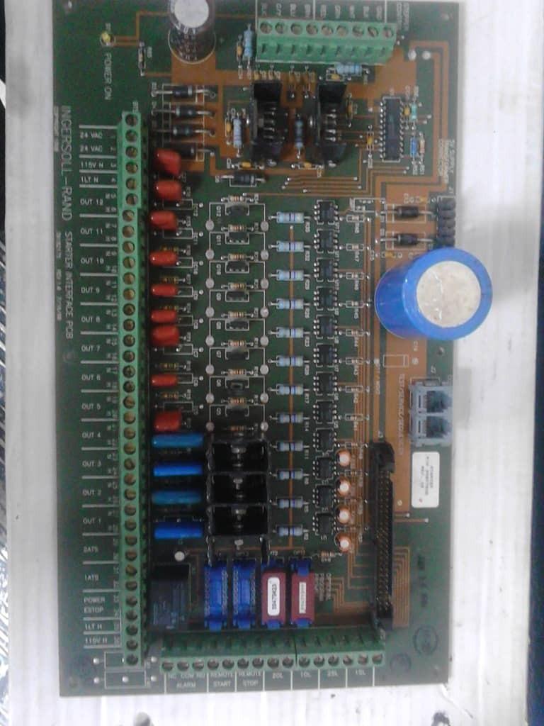 hight resolution of tarjeta interface starter ingersoll rand 39182175 39807532 cargando zoom