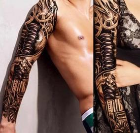 Mangas Tatuajes Falsos En Distrito Federal En Mercado Libre México