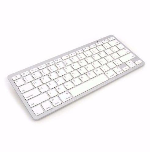 Teclado Keyboard Bluetooth Wireless Sem Fio Apple Ipad 2 3