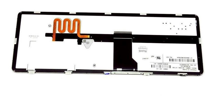 Teclado P/ Notebook Hp Pavilion Dv5-2115br Marca Bringit