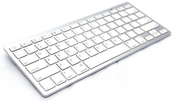 Teclado Padrão Apple Bluetooth Imac Macbook Ipad Iphone
