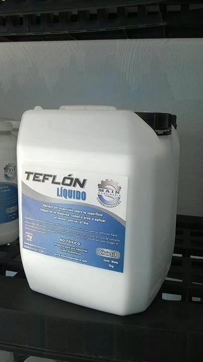 Teflon Liquido   79000 en Mercado Libre
