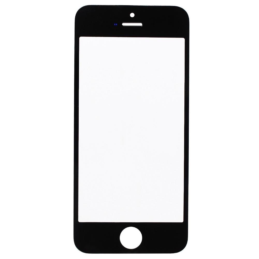 Tela Vidro Lente Iphone 5 5c 5s S/ Touch + Removedor