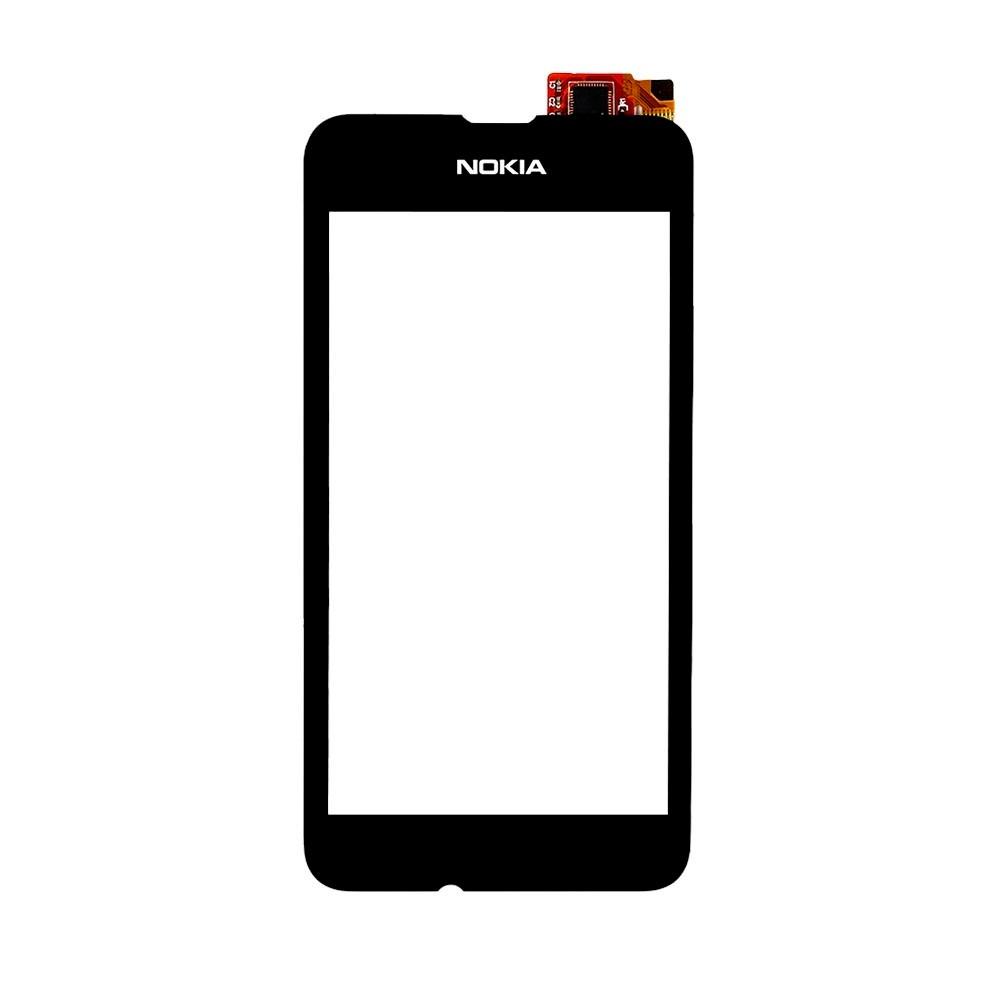 Tela Vidro Toque Lente Touch Nokia Lumia 530 N530 + Fita