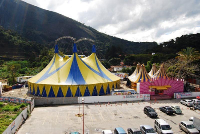 Tenda Circo Fabricamos Para Todo Brasil  R 35000000 em Mercado Livre