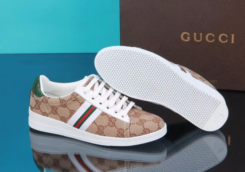 ba6184d8a Zapatos Tenis Gucci Hombre Mujer Originales 380000 - Modern Home ...