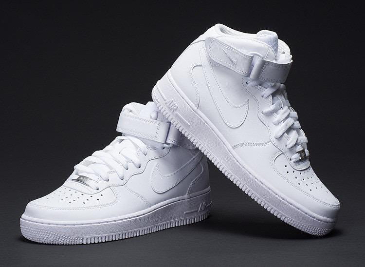 Zapatillas Nike Air Force One Mujer letrasdiscografia.es