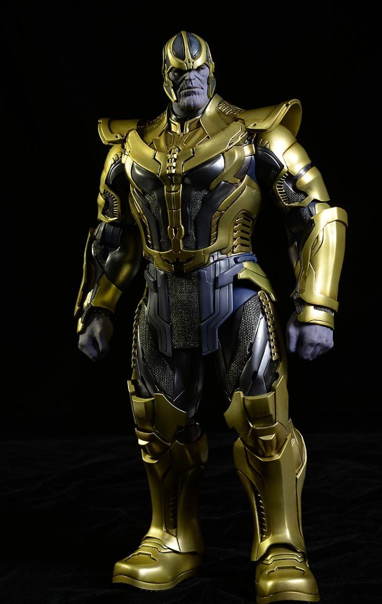 Thanos - Hot Toys - Guardiões Da Galáxia - R$ 2.268.00 em Mercado Livre