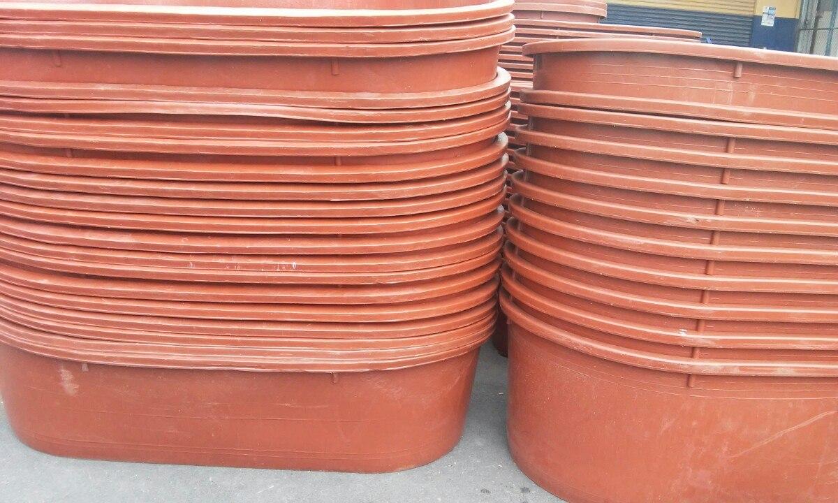 Tina De Plastico Uso Rudo   32100 en Mercado Libre